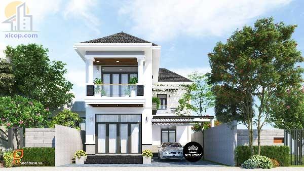 Mẫu nhà đẹp 2 tầng hiện đại đẹp các mẫu thiết kế đẹp