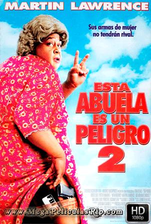 Mi Abuela Es Un Peligro 2 [1080p] [Latino-Ingles] [MEGA]
