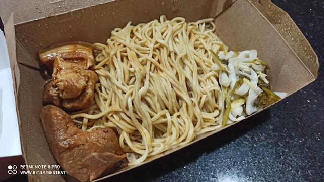 Fifty Tales x Choon Prawn Mee House 'Smoked Oil with Prawn Mee Broth Braised Pork