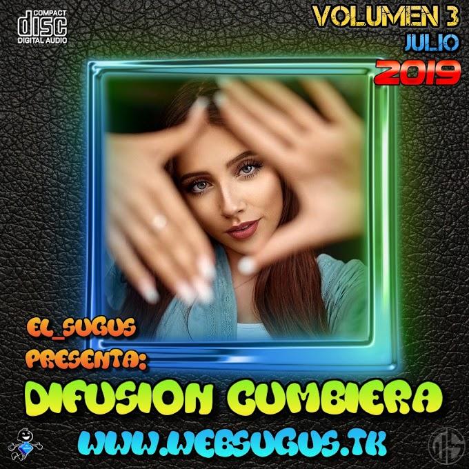 DIFUSION CUMBIERA 2019 - LO NUEVO DE LA CUMBIA (JULIO /AGOSTO 2019)