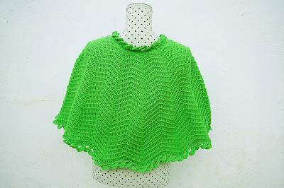 4 - Crochet Imagenes Capa para mujer para todas las tallas a crochet y ganchillo por Majovel Crochet