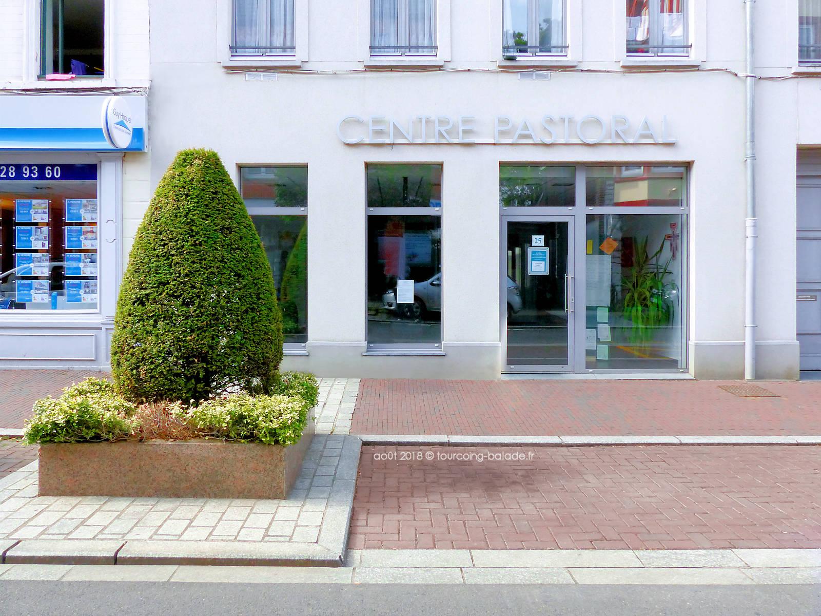 Centre Pastoral Tourcoing - Rue de la Cloche.