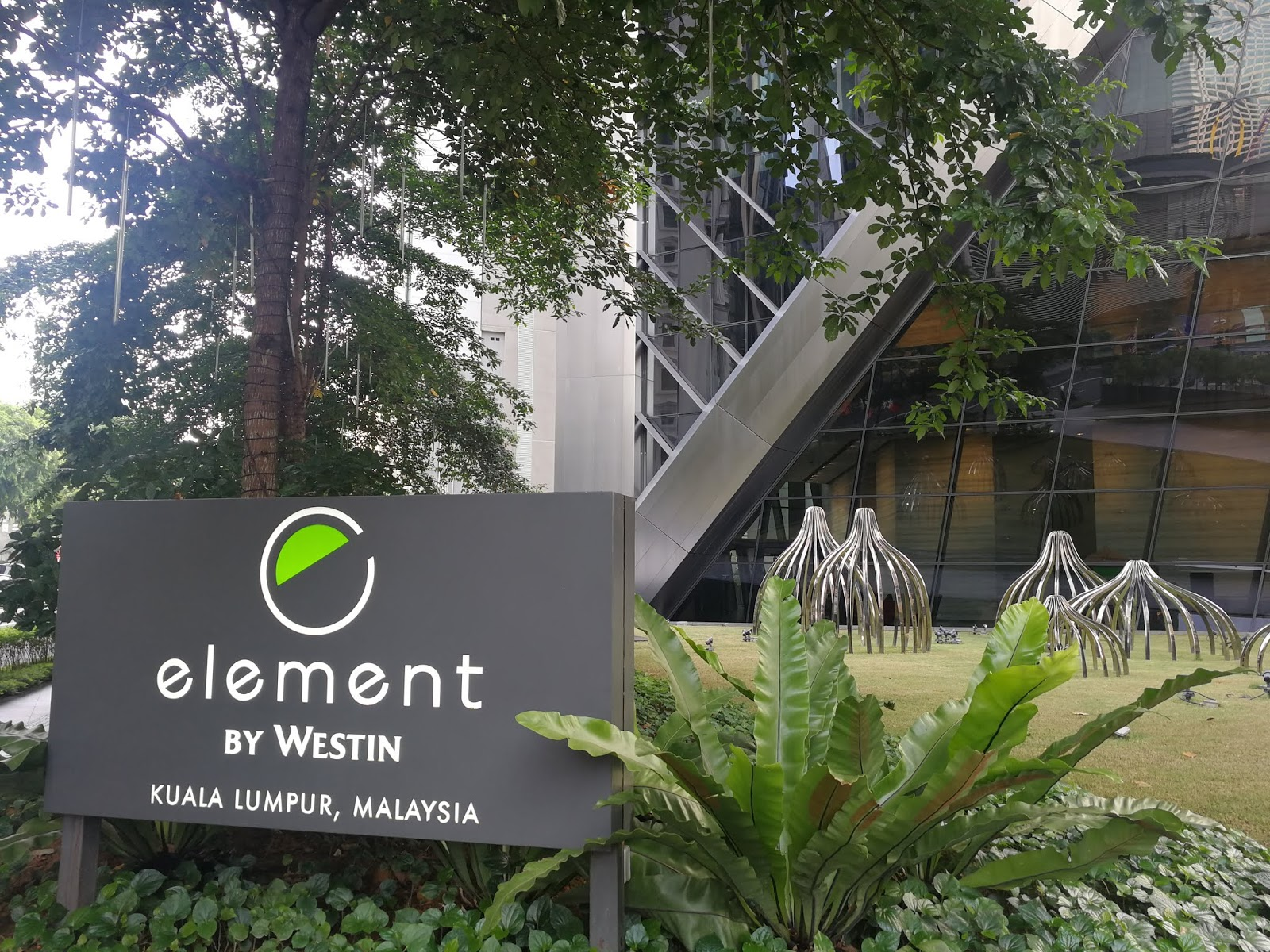 HOTEL ELEMENT KL REVIEW, HOTEL MENARIK DI KL,
