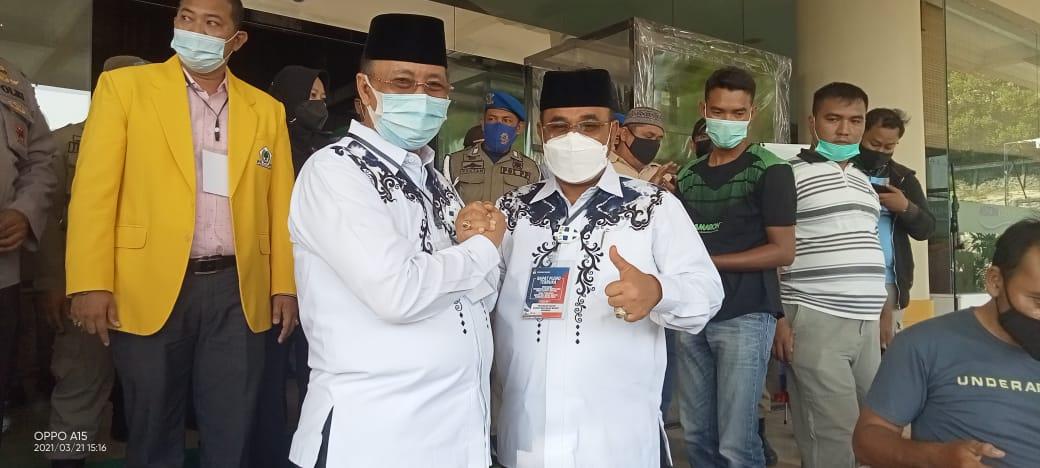 Gelar Rapat Pleno, KPU Karimun Tetapkan Pasangan Aunur Rafiq-Anwar Hasyim Pemenang Pilbup Tahun 2020
