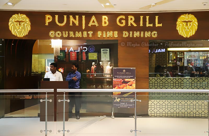 Fit Foodie Megha: 'Chakhna' Collection – Punjab Grill ...