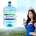 Nước vĩnh hảo Vihawa bình 20 lít có vòi- VIHAWA 20L