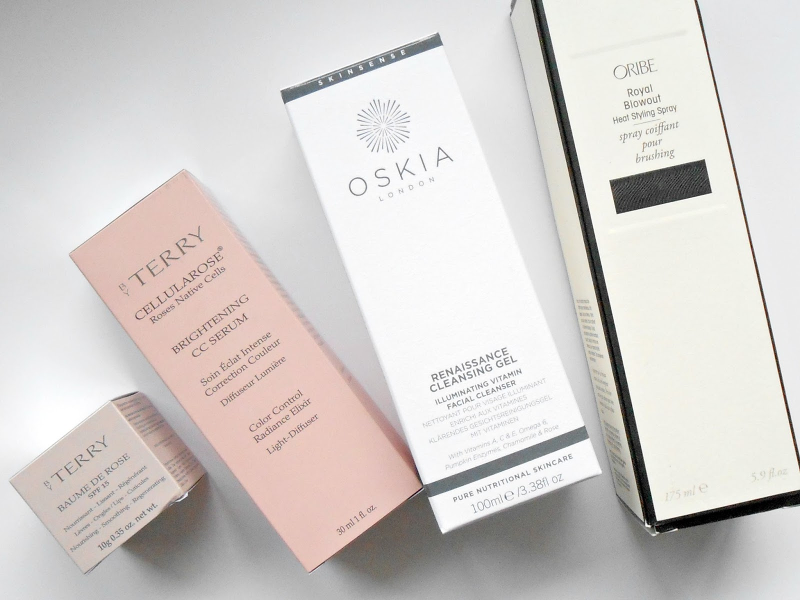 High End Skincare Haul from Space NK