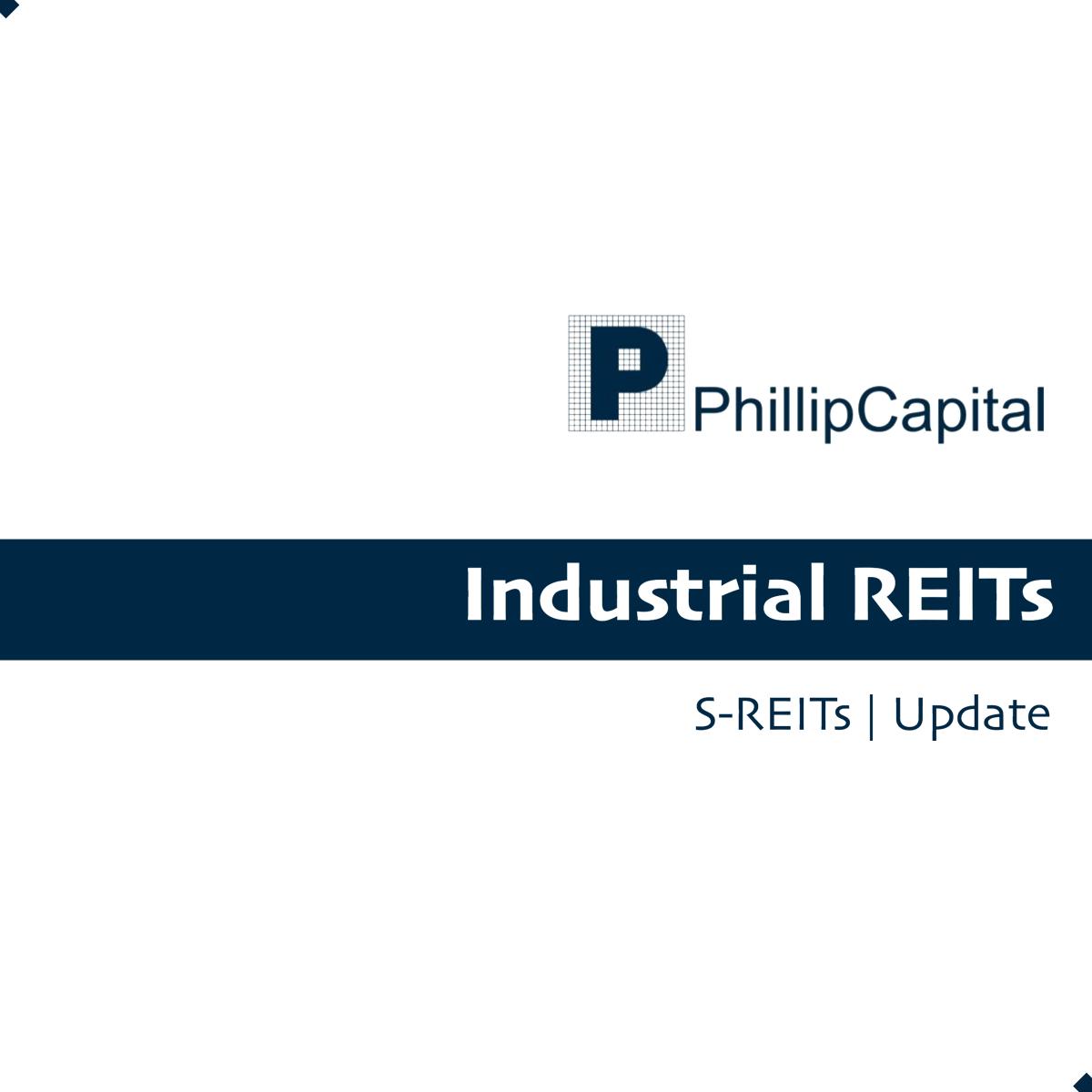 Singapore Industrial REITS - Phillip Securities Research | SGinvestors.io
