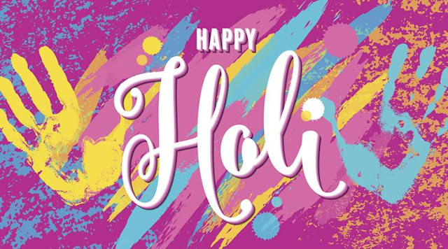Happy holi 2018 best wishes wallpapers