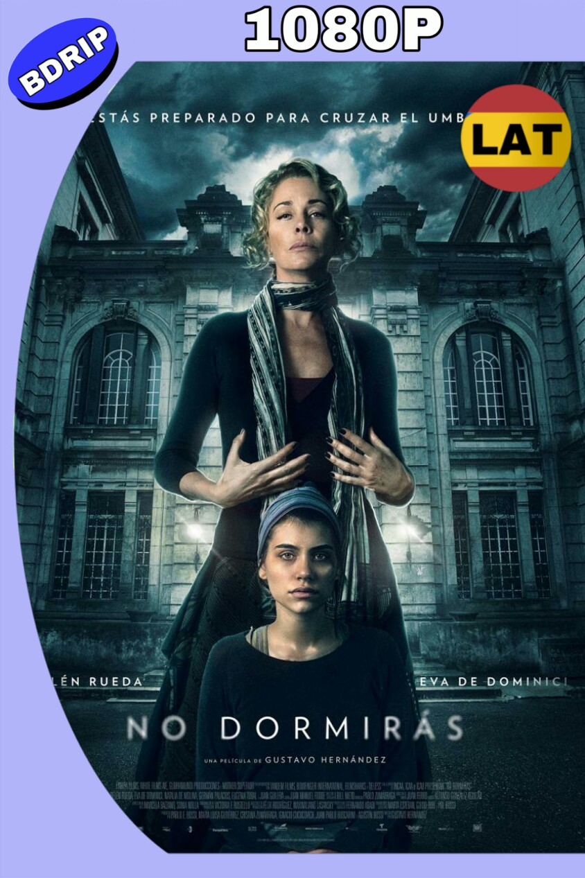 NO DORMIRÁS (2018) HD BDRIP 1080P LATINO MKV