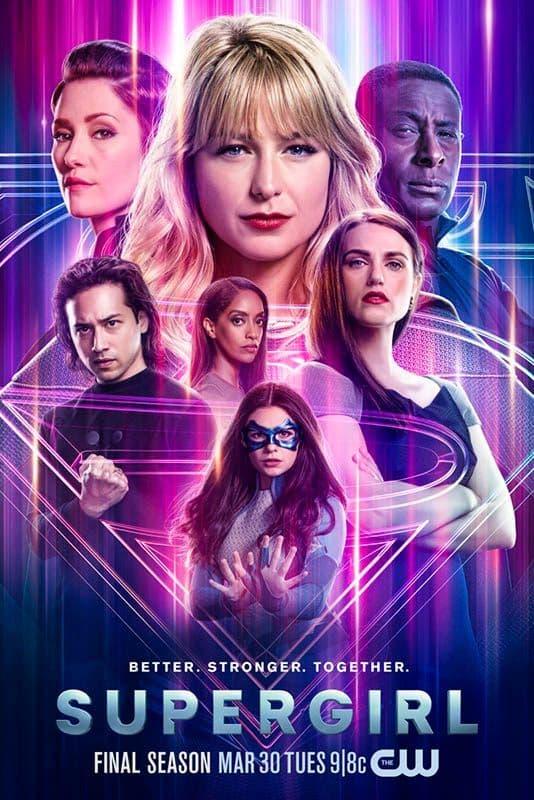 Supergirl FULL SEASON DOWNLOAD (2015-)