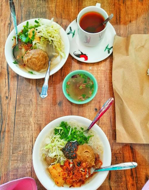 Restoren Menarik di Jerteh | Makan Bakso Pelakor, lama dah mengidam!