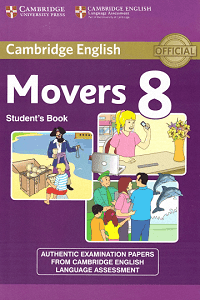 Cambridge Mover 8 - Student'S Book - Answer Key - Cambridge
