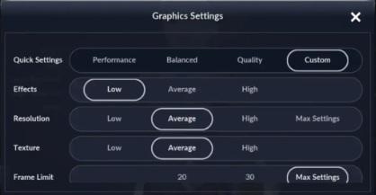 Black Desert Mobile için En İyi Performans ve grafik ayarları!