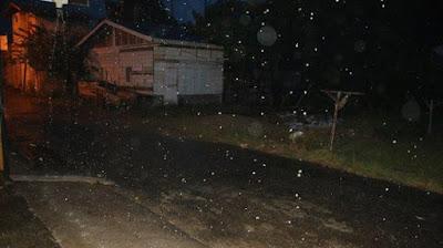 Alhamdulillah, Subulussalam Mulai Diguyur Hujan, Semoga Mengurangi Kabut Asap