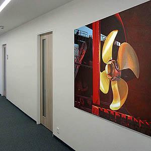 Wandmalerei Illusionsmalerei Hamburg Wandmalerei Und