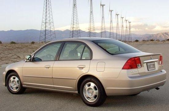 Mobil Murah Honda Civic, Mulai Rp 80 Jutaan