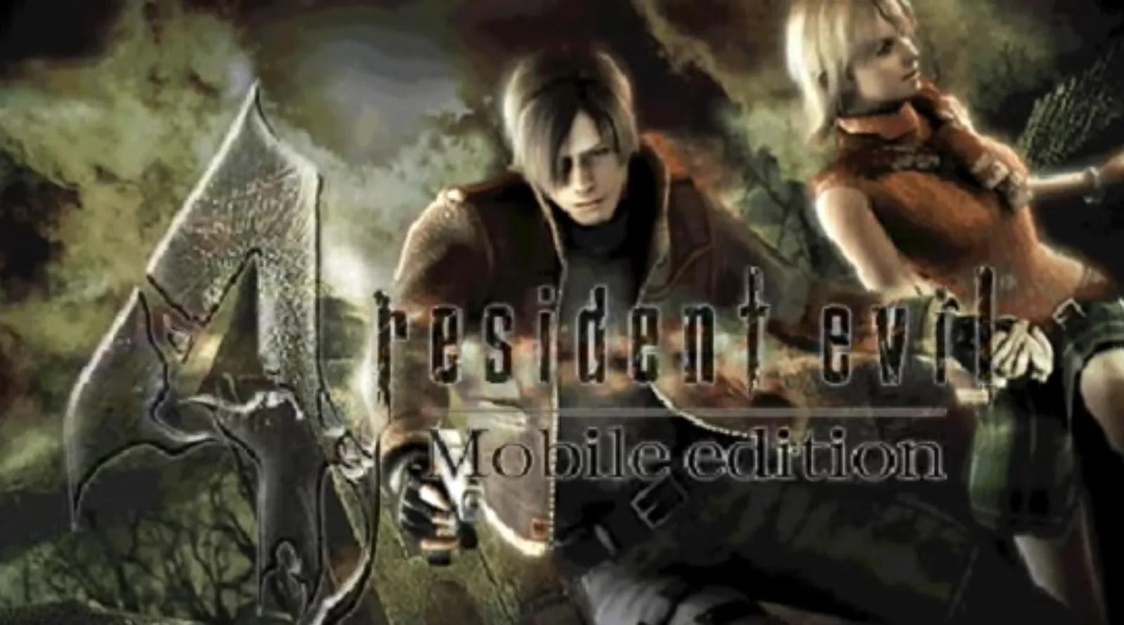 Resident Evil 4 Mobile