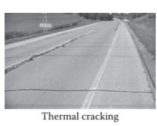 الشروخ الحرارية - THERMAL CRACKS