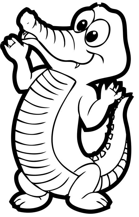 Maestra de Primaria: Dibujos de animales salvajes para colorear