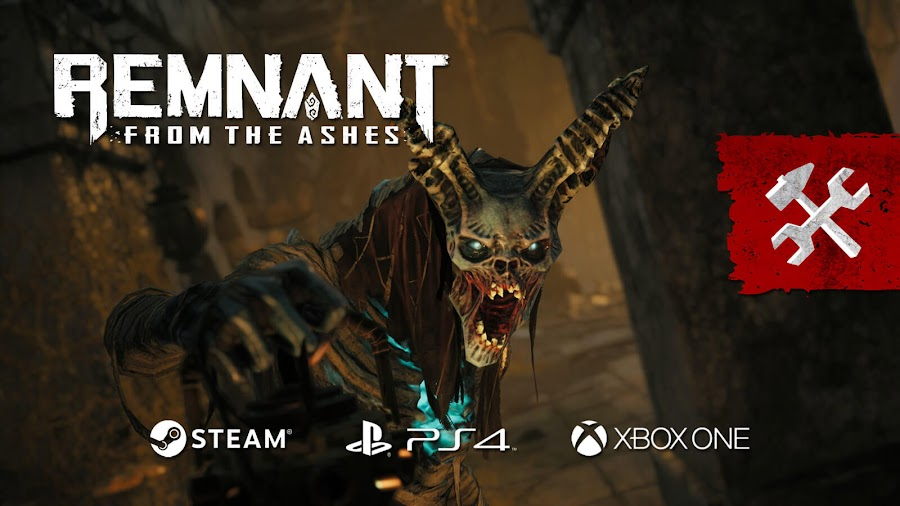 remnant from the ashes hardcore content update free gunfire games perfect world entertainment pc steam ps4 xb1