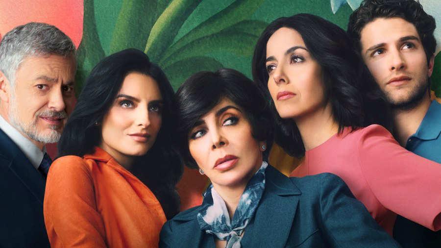Imagen promocional de La Casa de las Flores