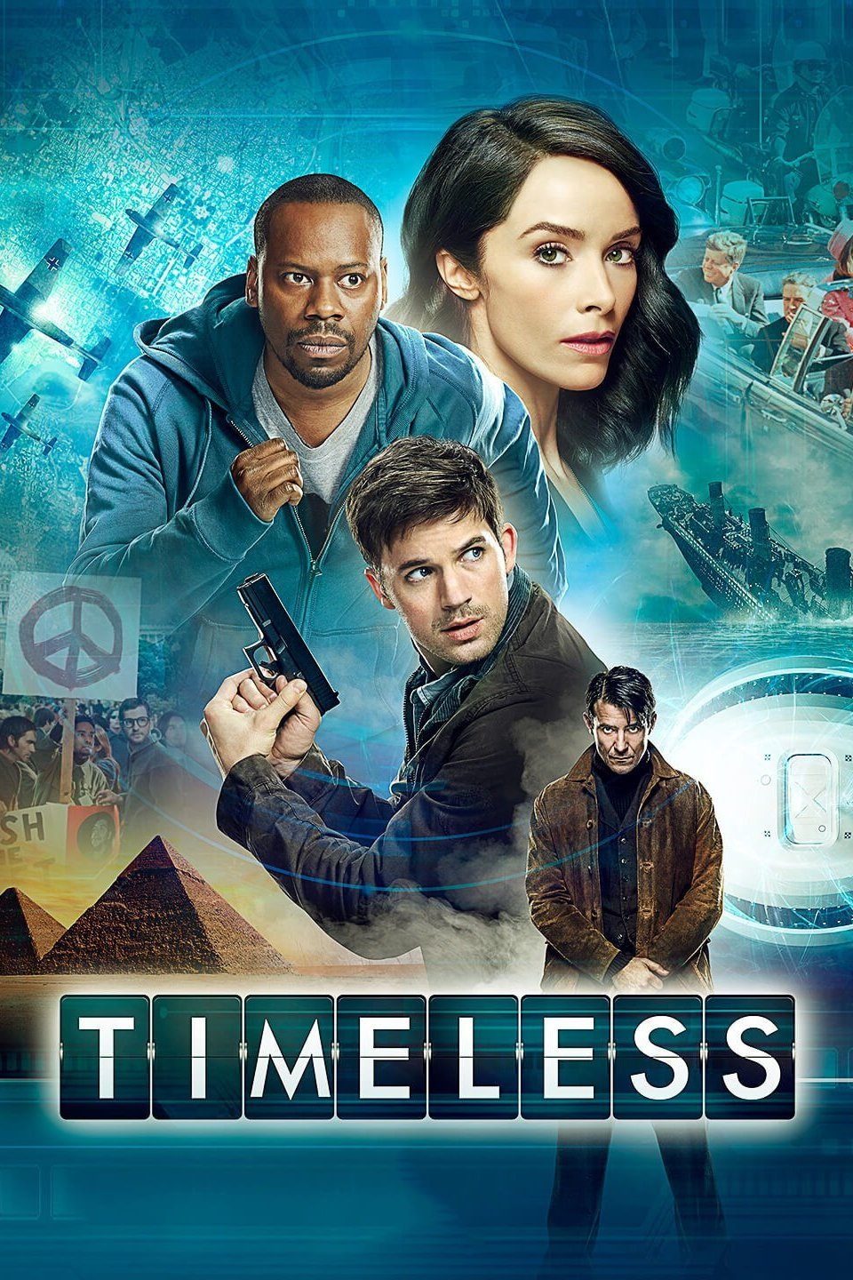 Timeless 2016 : Season 1 - Full (1/15)