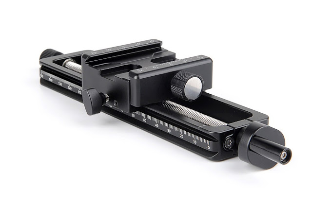 Sunwayfoto MFR-150S Macro Focusing Rail overview