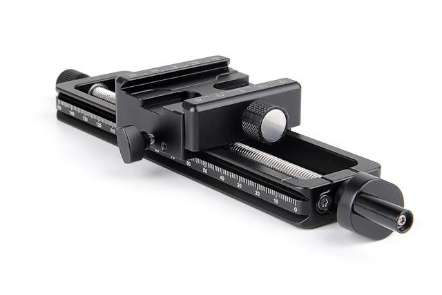Sunwayfoto MFR-150S Macro Focusing Rail overview