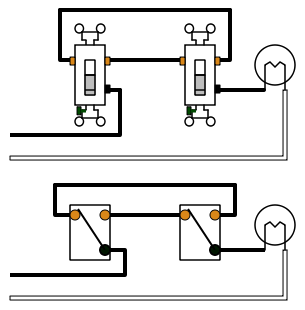 Thoughts Aloud.: Debugging a Three Way Switch