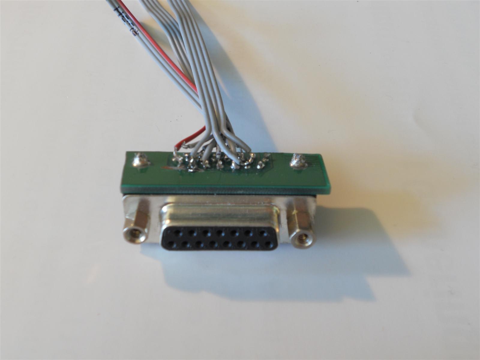 Wrg 4671 Serial Db15 Joystick Wiring Diagram