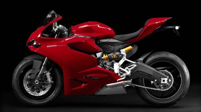Harga Ducati Panigalle 899