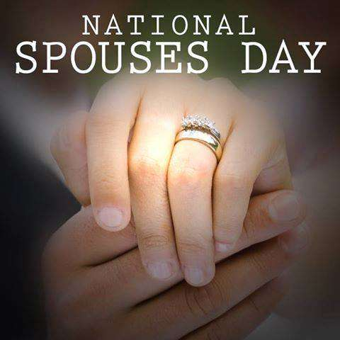 National Spouses Day Wishes Pics