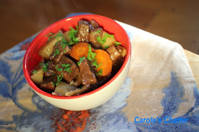 Carole's Chatter: Beef Stew
