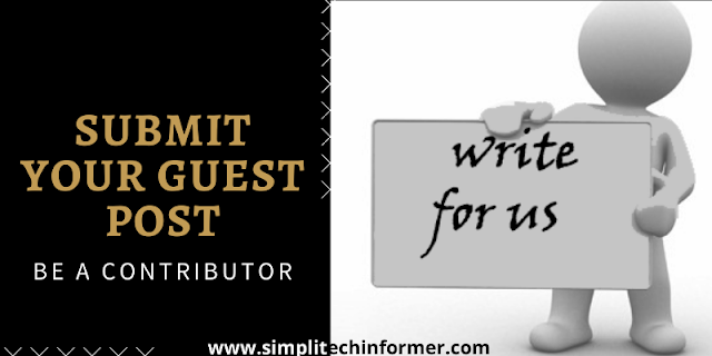 Write for us | Submit Your Guest Post!