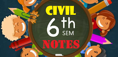 Civil%2B6th%2BSem%2BNotes