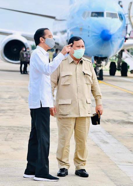 Ucapan Selamat Presiden Jokowi untuk Kongres Partai Gerindra