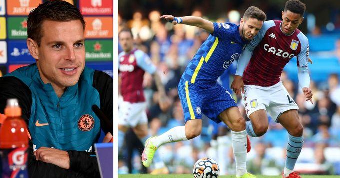 Azpilicueta discuss Saul's Chelsea rough debut
