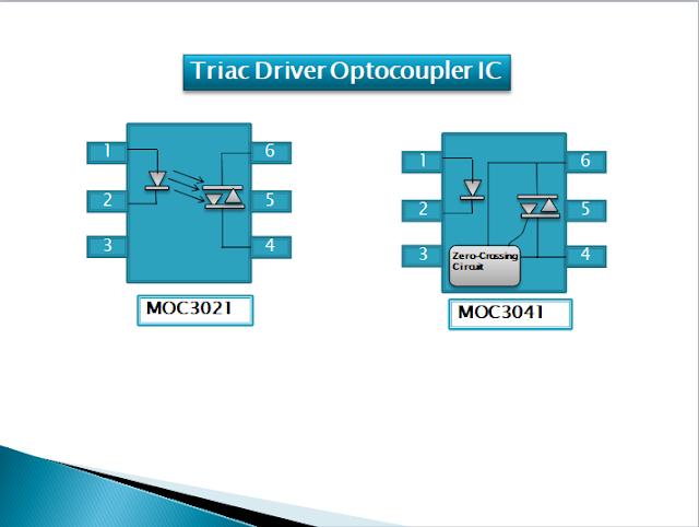 5Pcs MOC3041 Zero-Cross Optoisolator Triac Driver Dip ge