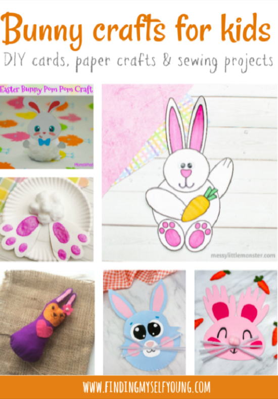 bunny craft ideas for kids