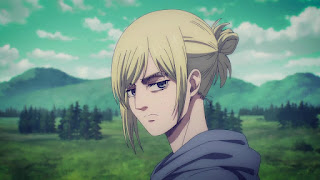 進撃の巨人4期 アニメ | アニ・レオンハート 幼少期 Annie Leonhart | Attack on Titan | Hello Anime !
