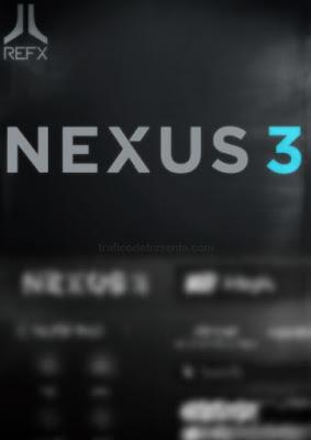Cover do plugin ReFX Nexus 3 v3.3.9