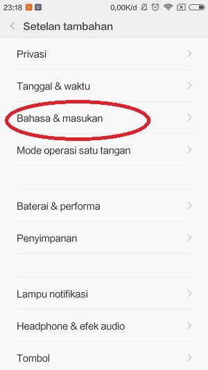 Menghilangkan Kamus Koreksi Otomatis Yang Mengganggu Di Google Keyboard Android