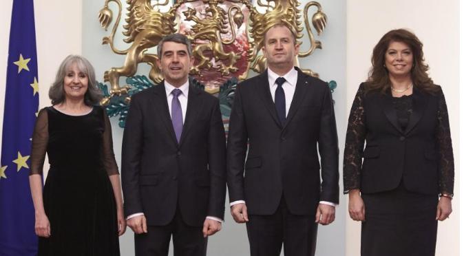 Румен Радев встъпи в длъжност като Президент на Република България