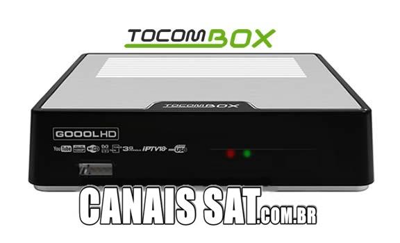 Tocombox Goool HD Atualização V03.058 - 04/11/2020