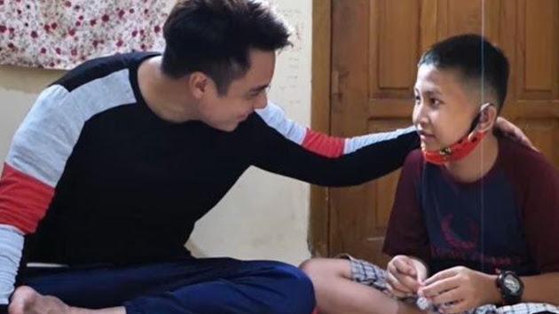 Dulu Pernah Ditolong Baim Wong, Bocah Kecil Bernama Gilang Kini Nasibnya Baru Terkuak, Bikin Suami Paula Syok dan Malu!