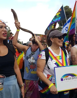 Jerusalém realiza parada gay