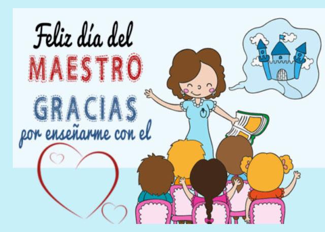 Día del maestros, imágenes y frases