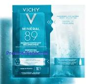 Logo Mineral 89 Maschera in tessuto : diventa una delle 900 tester Vichy