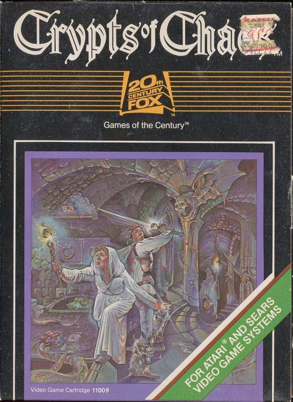 Atari 2600 Box Art That Would Have Made Great Horror Movie